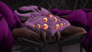 Akatsuki as Earth Spider