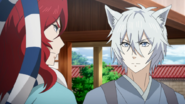 Ginji and Ranmaru Glare ep15