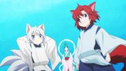 Ginji&Ranmaru&Iso