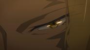 Raiju's eyes