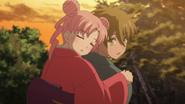 Nene and Hideyoshi