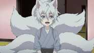 Ginji as a child