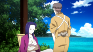 Yodoko and Mitsunari