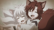Ginji and Ranmaru Young 2