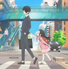 Kakushigoto Anime Key Visual 4