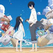 Kakushigoto Anime Key Visual 1