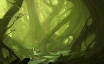 Enchanted forest ii by jjcanvas d2znf06-pre