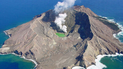 Vulkan uajt-ajlend