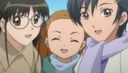 Sora's friends