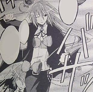 Manga Mirai no tsubasa
