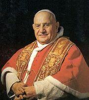 PAPAIE ZJAN XXIII