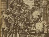 Los Samurais, Mensajeros de la Muerte