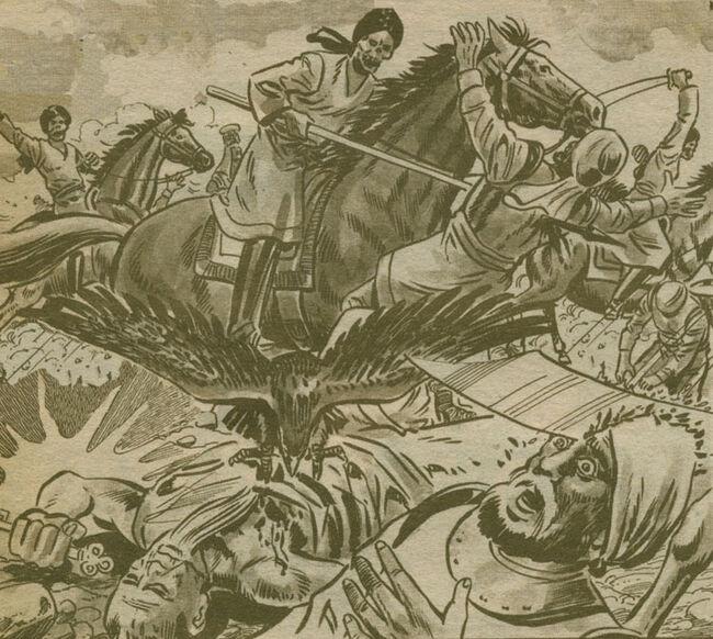 Vengadores de Kali Muerte