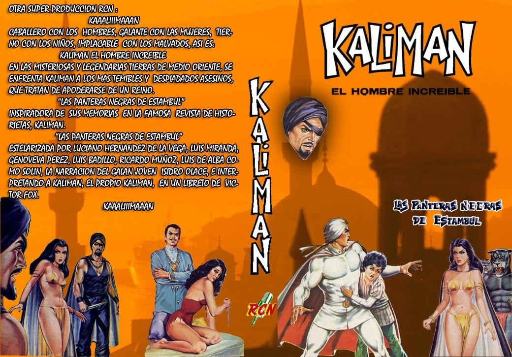 radionovela de kaliman el hombre increible