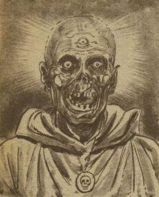 Doctor Muerte sin capucha