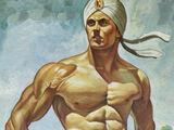 Kalimán: el Personaje