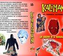Los Asesinos de la Máscara Roja: la Radionovela