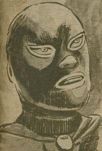 2Araña Negra Máscara