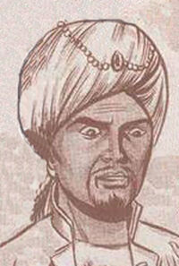 Abel Pashá Cara