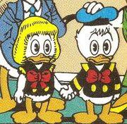Tvillingarna Kalle och Della