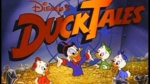 DuckTales (Ankliv) Intro (Svenska)