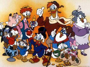 Ducktales karaktärer