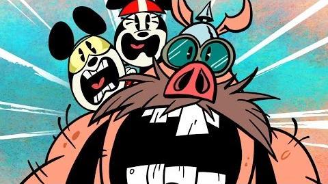 Road Hogs A Mickey Mouse Cartoon Disney Shorts