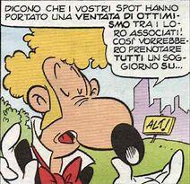 Albert (italienska Disney)
