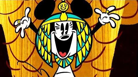 Entombed A Mickey Mouse Cartoon Disney Shorts