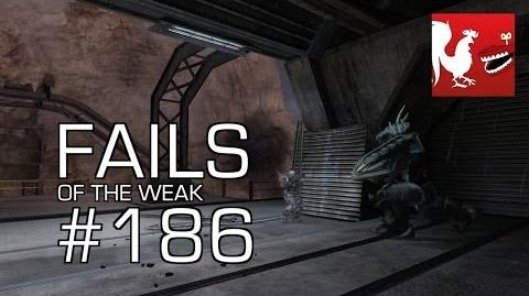 Fails of the Weak - Funny Halo Bloopers and Screw Ups! - Volume 186