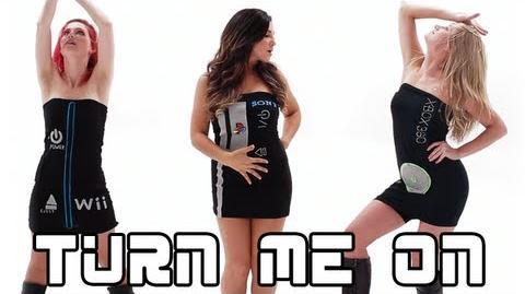 TURN ME ON - CONSOLE WARS (Nicki Minaj Parody)