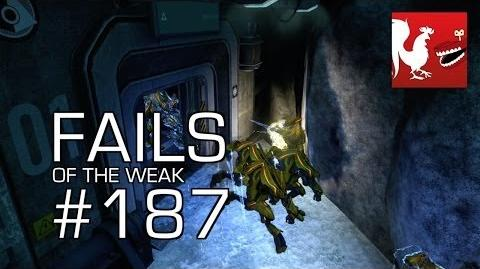 Fails of the Weak - Funny Halo Bloopers and Screw Ups! - Volume 187-0