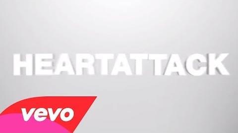 Demi Lovato - Heart Attack (Official Lyric Video)
