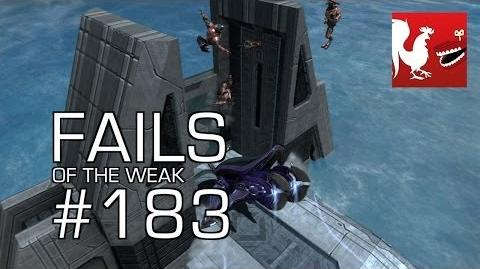 Fails of the Weak - Funny Halo Bloopers and Screw Ups! - Volume 183