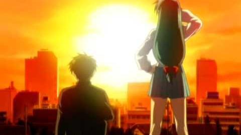 Full Metal Panic! Fumoffu opening (HD)