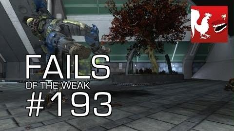 Fails of the Weak - Funny Halo Bloopers and Screw Ups! - Volume 193