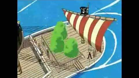 One Piece OP 3 - To the Light (Japanese) HD