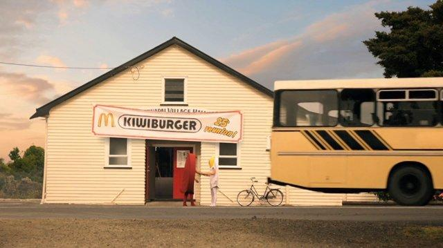 McDonald's KiwiBurger - 25th Reunion