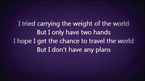 Avicii ft Aloe Blacc Wake Me Up HD with lyrics