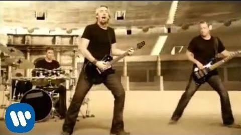 Nickelback - Gotta Be Somebody OFFICIAL VIDEO