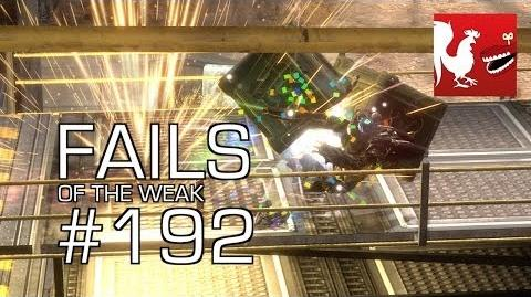 Fails of the Weak - Funny Halo Bloopers and Screw Ups! - Volume 192