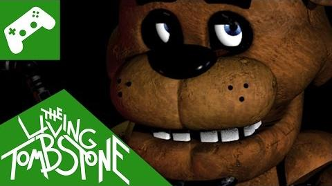 The Living Tombstone - FIVE NIGHTS AT FREDDY'S SONG!
