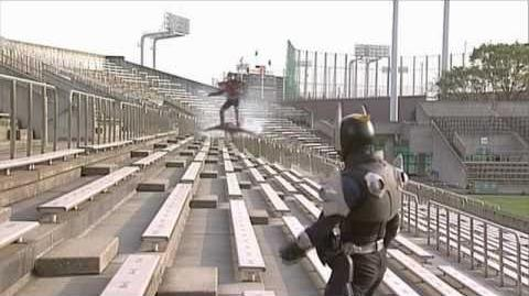 All Final Vent - Kamen Rider Dragon Knight Theme (MV)