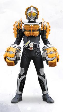 Kamen Rider Knuckle