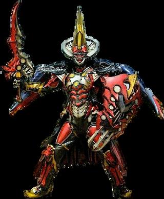 Gemdeus True Form