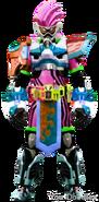 Ex-Aid Kamen Ranger Gamer