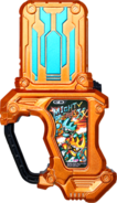 Mighty Brothers XX Gashat