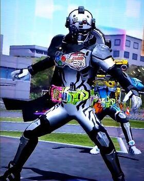 Kamen Rider Proto Zero Snipe