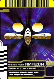 Final Attack Ride Amazon