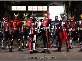 Heisei Kamen Rider Series Phase 1